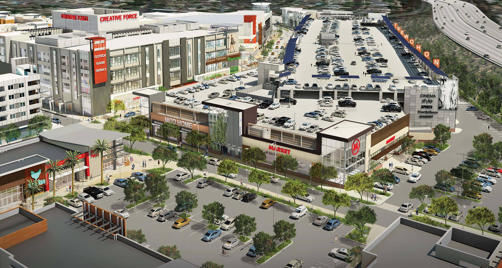West Gate Leasing >> Current Development Projects - Merlone Geier Partners